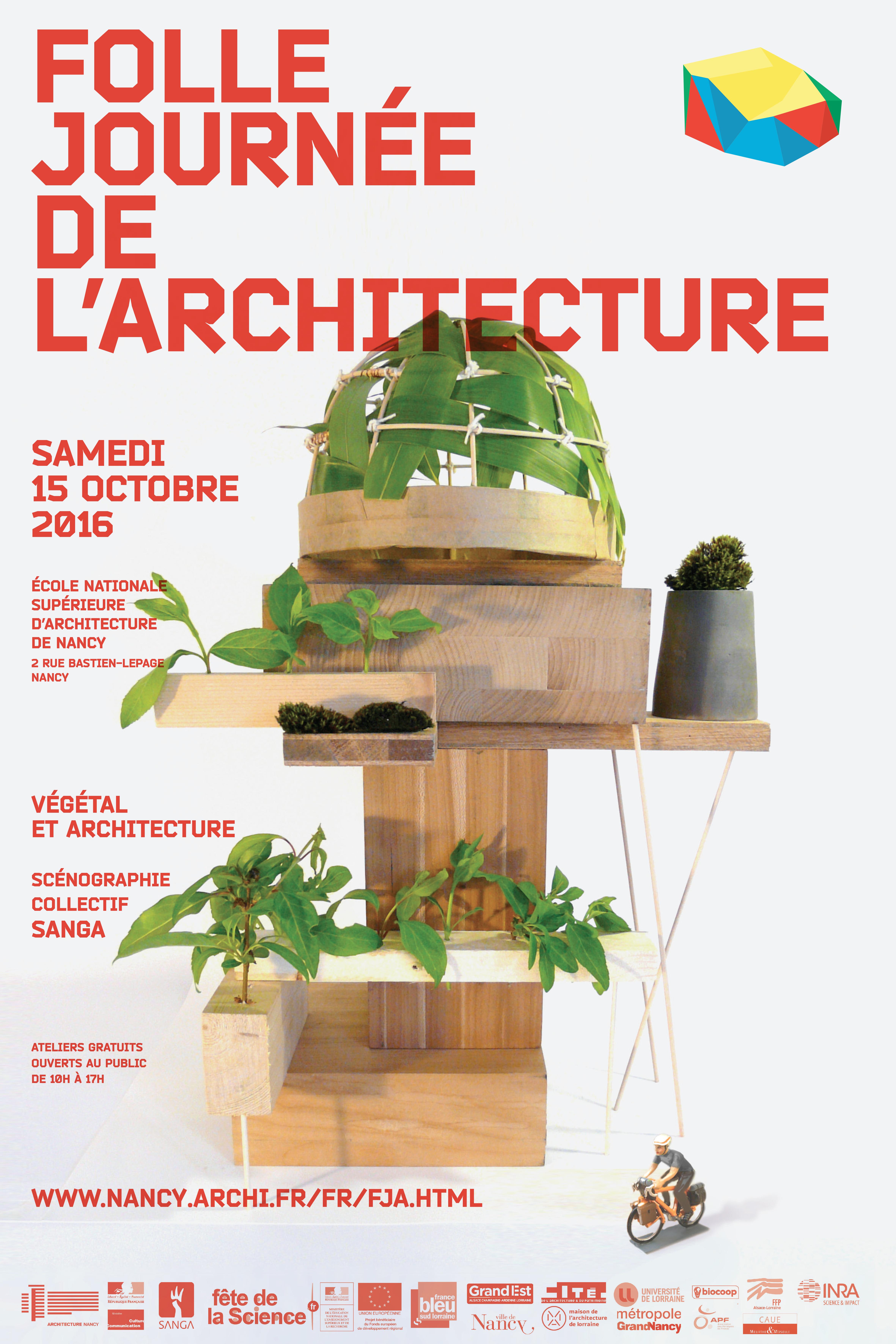 Octobre 2016 - Journee de l architecture ...